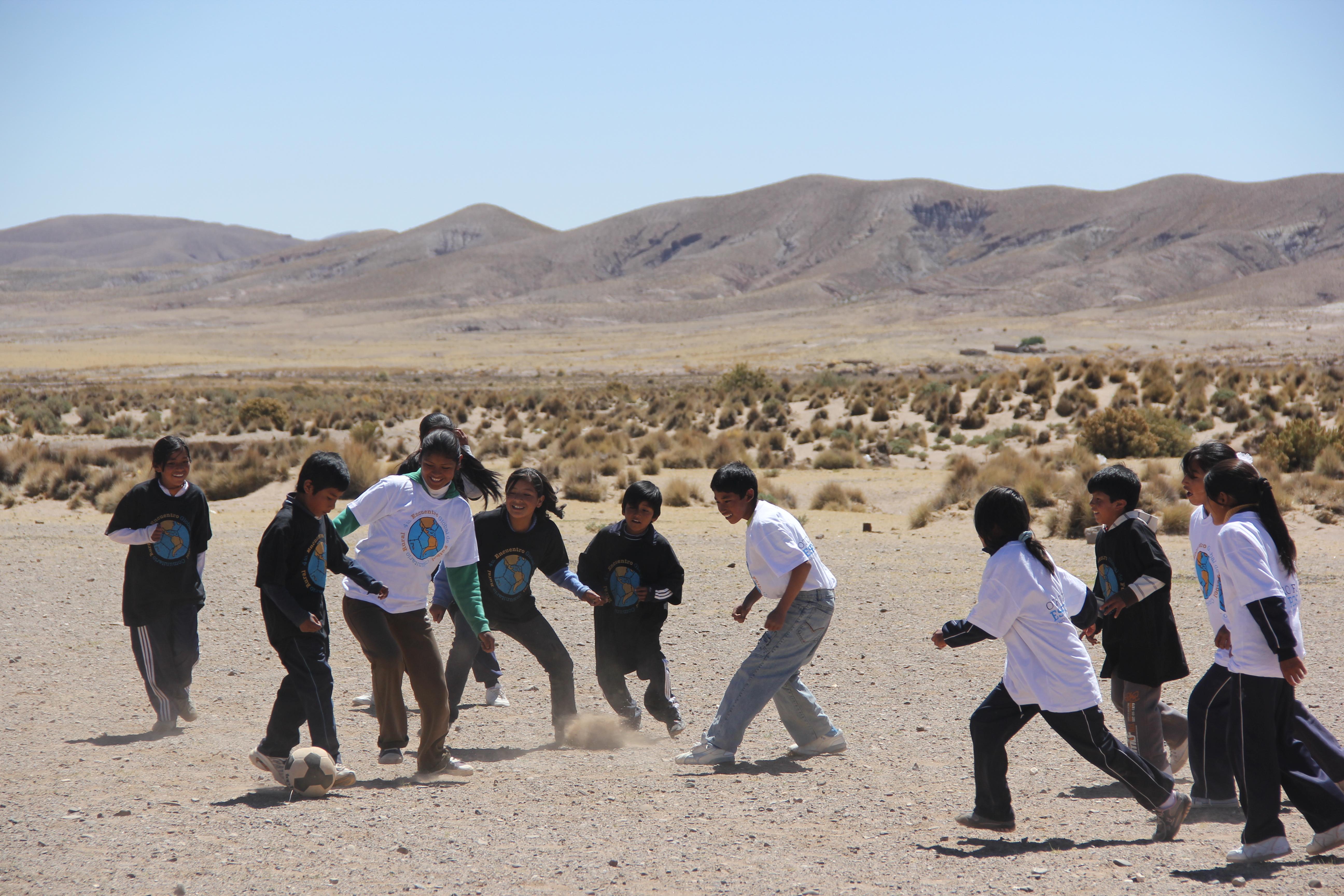 10mo. Encuentro Global de Fútbol comunitario Rural