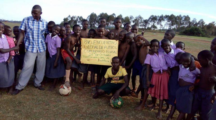 9th. Global Rural Community Football Gathering