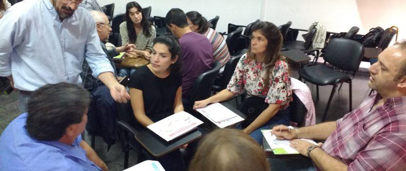 """""""Taller de Proyectos Socioambientales: soluciones locales a problemas globales"""""""